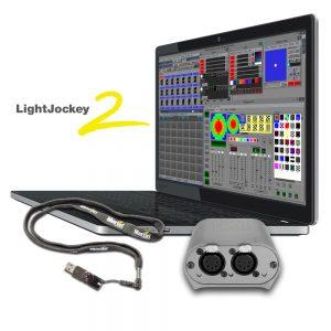 DMX Lighting Controllers