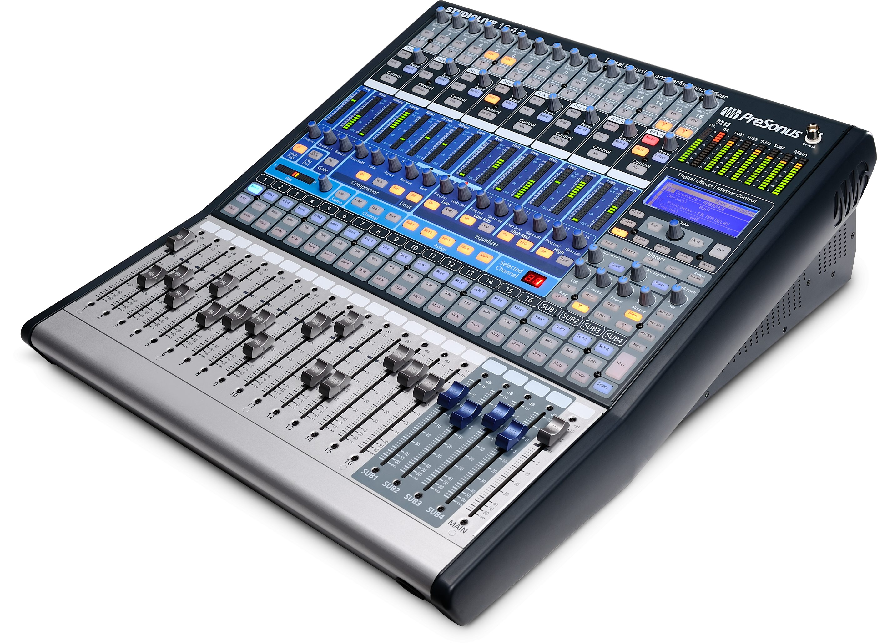 Studio/Live Sound Mixers