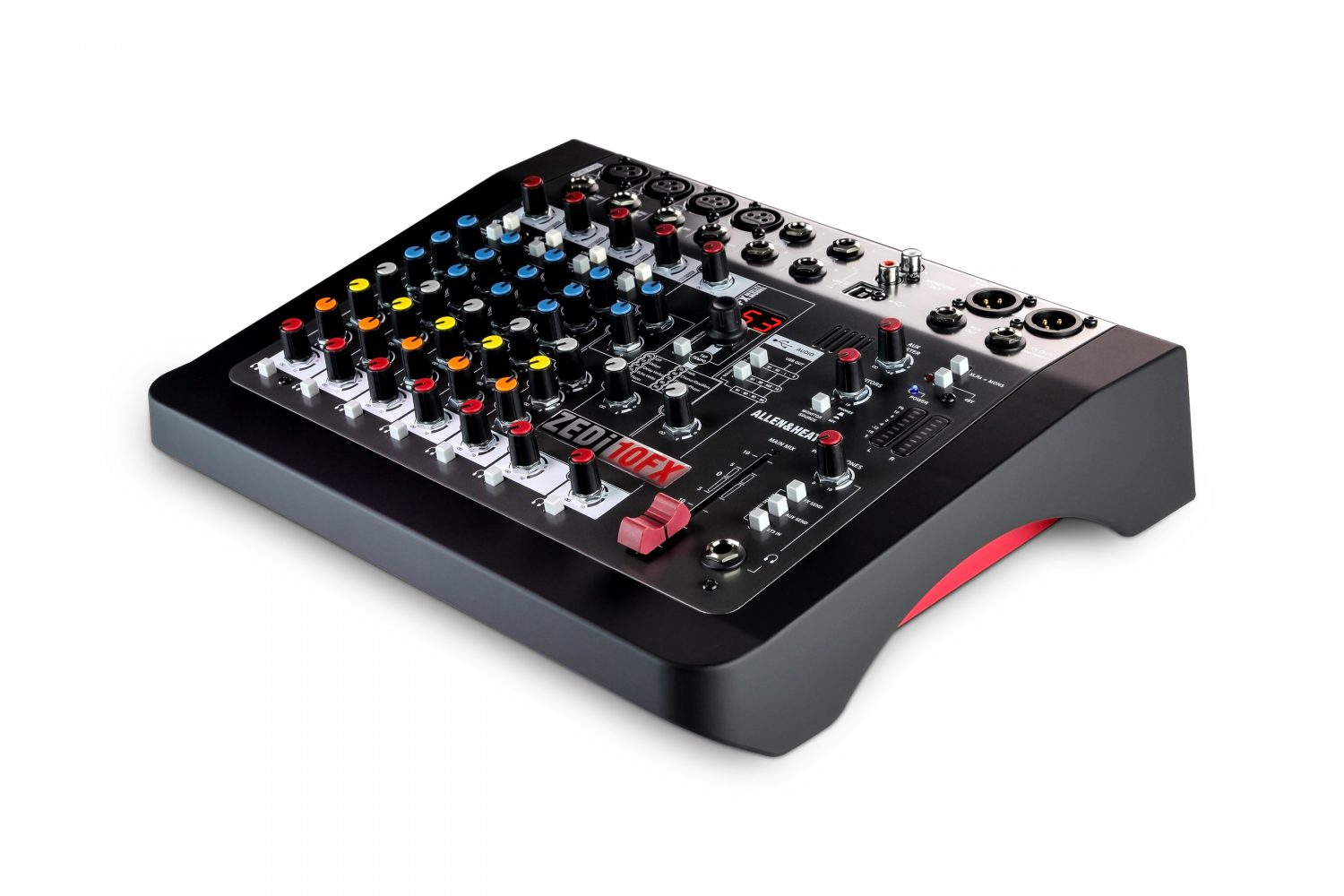 allen heath zedi 10fx mixer usb audio interface with effects free shipping. Black Bedroom Furniture Sets. Home Design Ideas