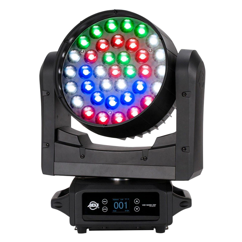 American DJ Vizi Wash Z37 LED Moving Head Wash Light