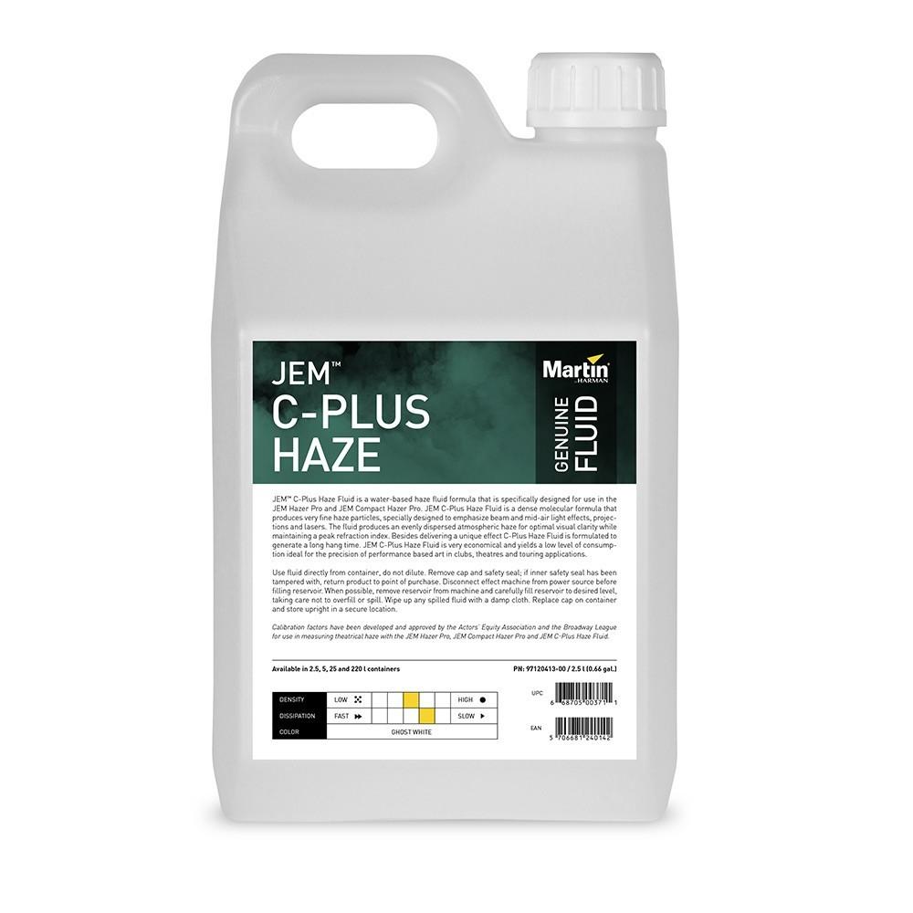 Martin JEM C-Plus Haze Fluid For JEM Hazer Pro