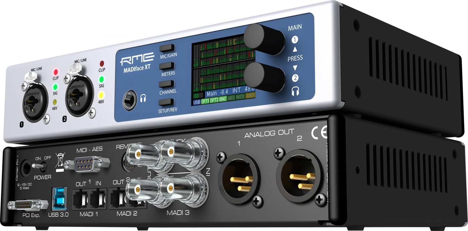 rme madiface xt usb 3 0 audio interface free shipping. Black Bedroom Furniture Sets. Home Design Ideas