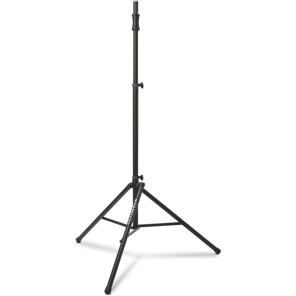 ultimate support ts 110bl tall speaker stand with air lift free shipping. Black Bedroom Furniture Sets. Home Design Ideas