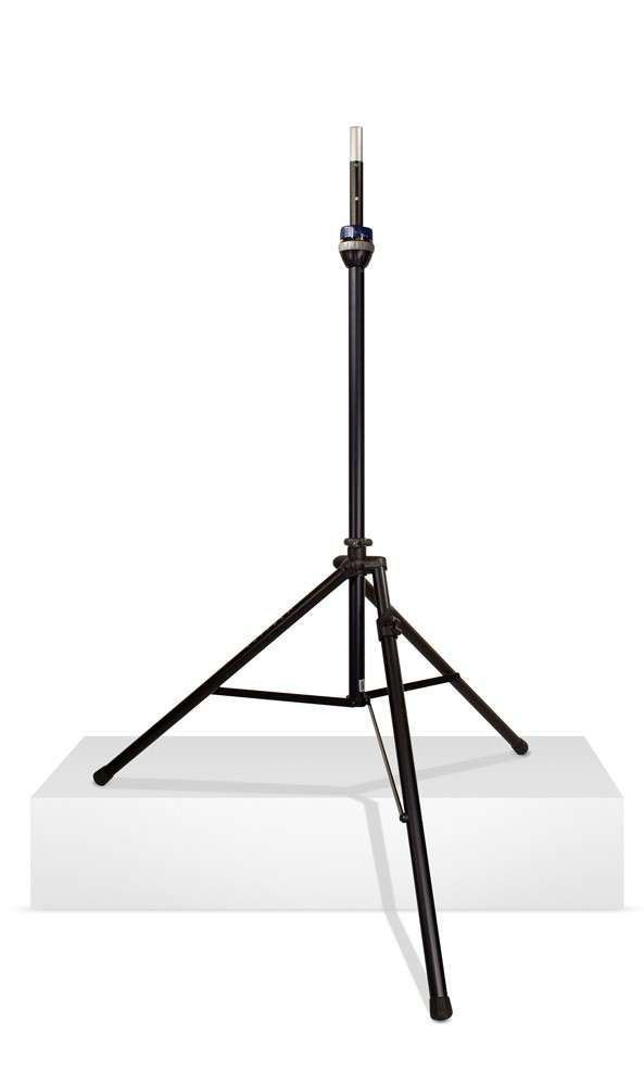 ultimate support ts 99bl aluminum speaker stand with leveling leg free shipping. Black Bedroom Furniture Sets. Home Design Ideas