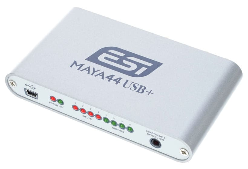ESI Maya44 USB+ 4-In/4-Out USB Audio Interface
