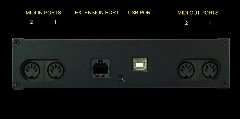 Faderfox MX12 24 Pot/12 Fader/24 Button/12-Track MIDI Controller - Free  Shipping!