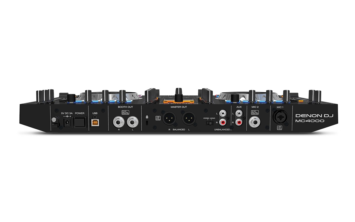 Denon DJ MC4000 2 Channel Serato DJ Controller - Free Shipping!